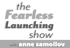 Trivinia Barber featured on the fearless launching show