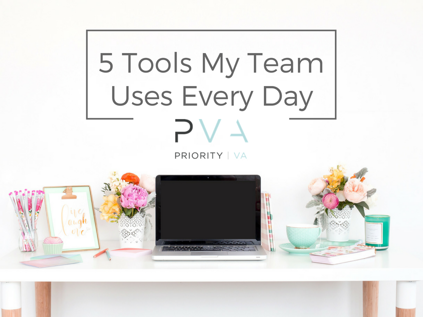 5 Tools My Team Uses Every Day