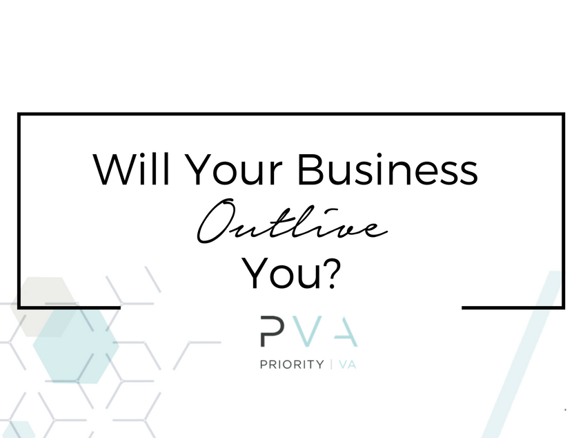 Will Your Business Outlive You?