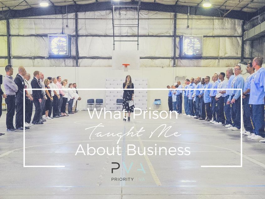 What Prison Taught Me About Business