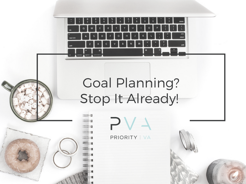 Goal Planning? Stop It Already!