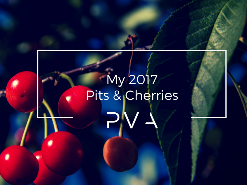 My 2017 Pits & Cherries