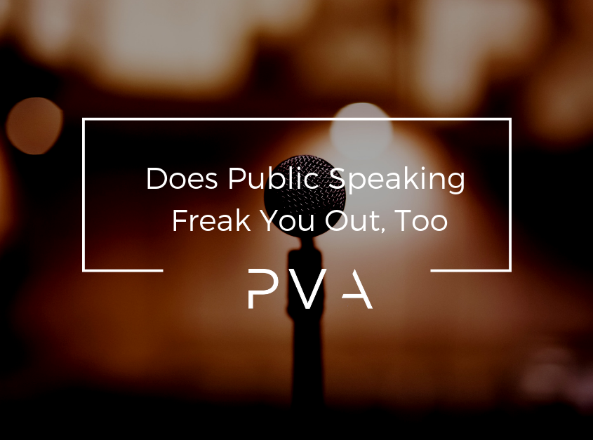 Does Public Speaking Freak You Out, Too