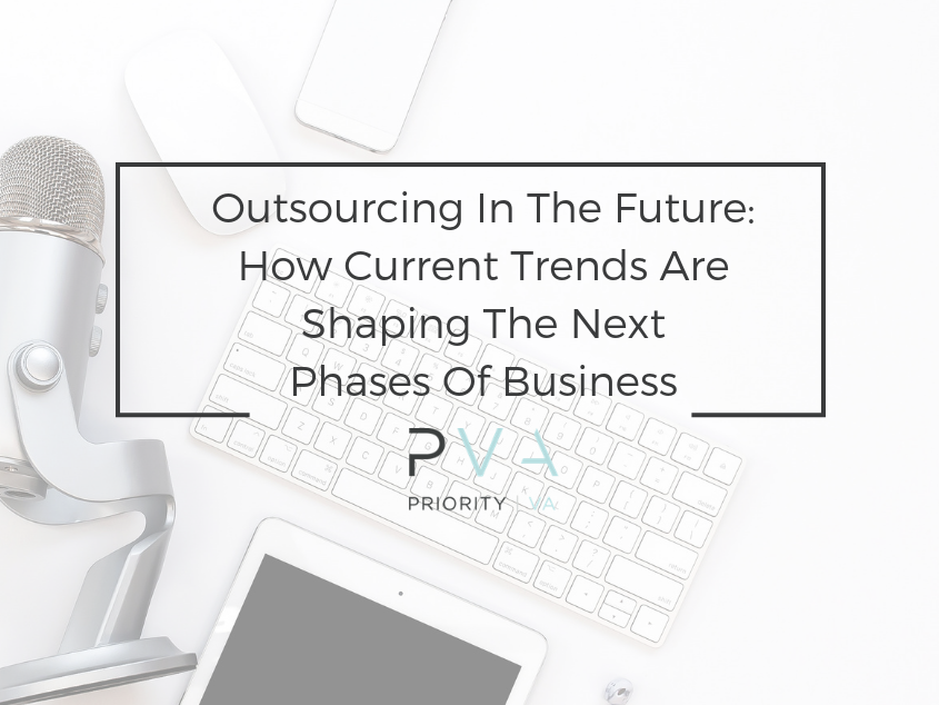 Outsourcing In The Future: How Current Trends Are Shaping The Next Phases Of Business