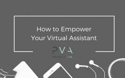 How to Empower Your Virtual Assistant