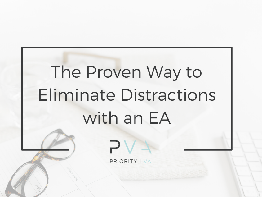 The Proven Way to Eliminate Distractions with an EA