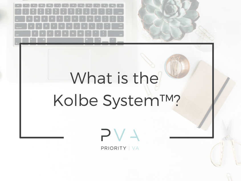 What is the Kolbe System™?
